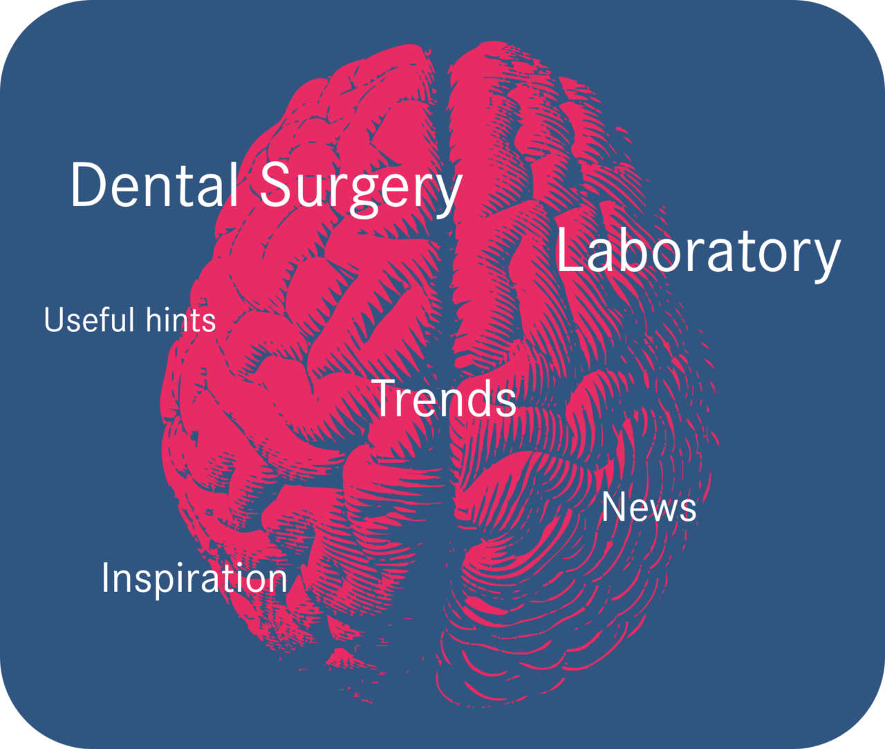 Brain, Dental Surgery, Laboratory, Useful hints, Trends, Inspiration and News